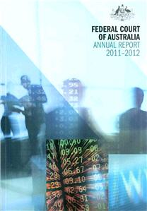 Federal Court Annual Report 2011-12