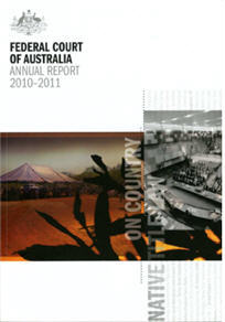 Federal Court of Australia Annual Report 2010-2011