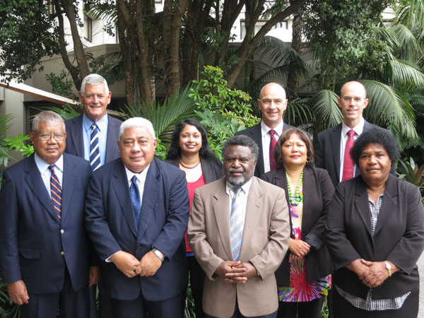 Programme Executive Committee Meeting - Auckland, New Zealand (March 2014)