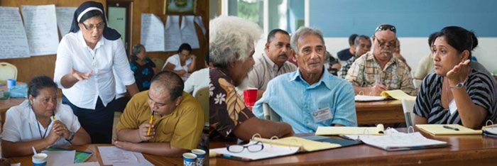 Consultations during the Enabling Rights Project, November 2014