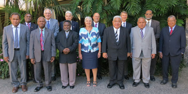 6th Chief Justices' Leadership Workshop - Auckland, New Zealand (March 2014)